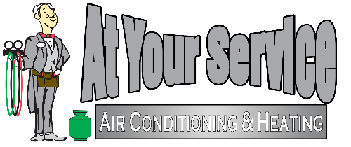 At Your Service Air Conditioning & Heating, Inc.