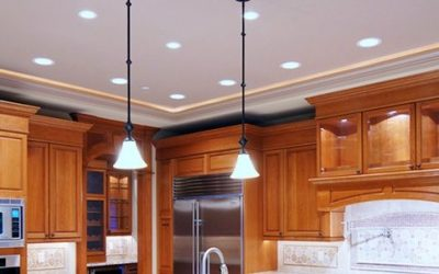 Recessed Lights Rob You of HVAC Efficiency