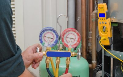 A Simple Fix For Replacing Your AC's Refrigerant